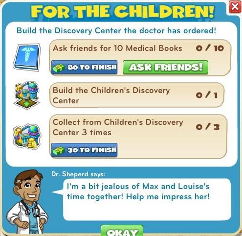 For the Children!