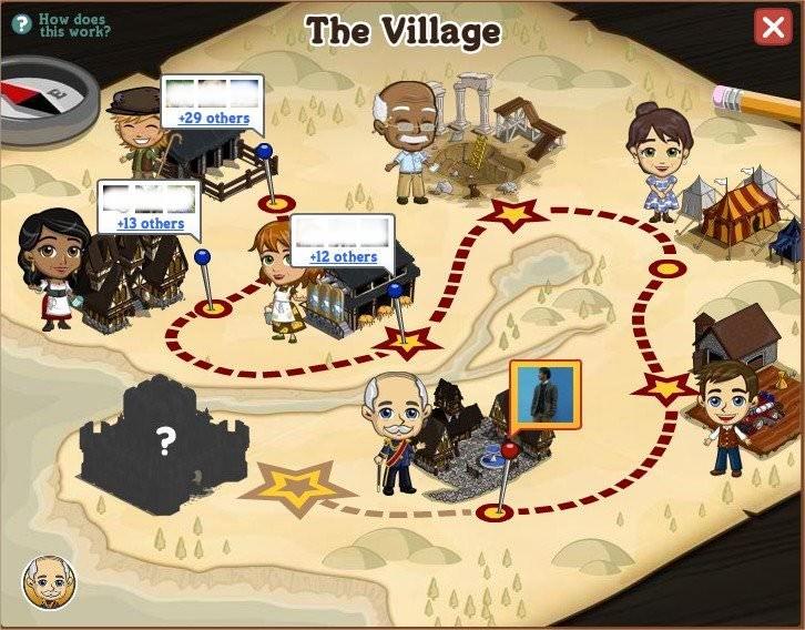 FarmVille, english quest