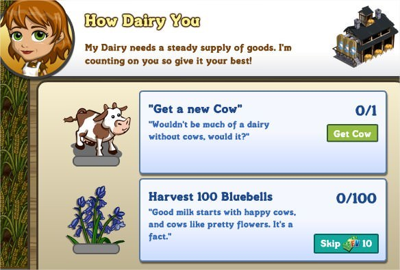How Dairy You