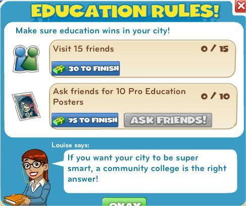 Education Rules!
