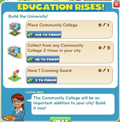 Education Rises!