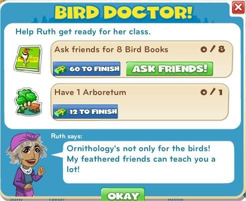 Bird Doctor!