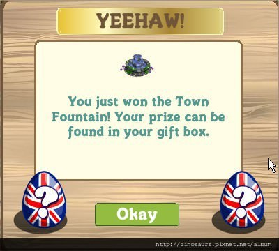 FarmVille, Mystery English Egg