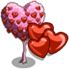 Cinnamon Heart Tree