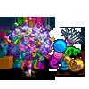 Confetti Tree 五彩碎紙樹