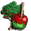 Giant Candy Apple Tree
