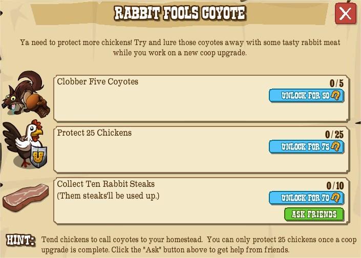 Rabbit Fools Coyote