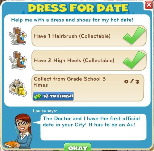Dress for date