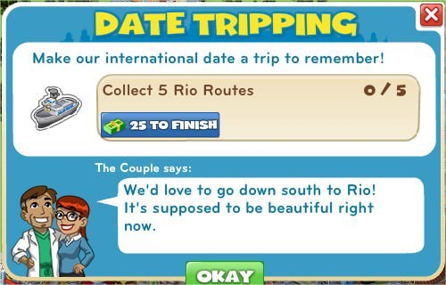 Date Tripping