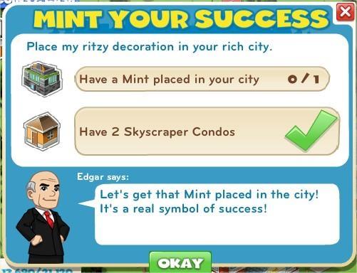 Mint Your Success