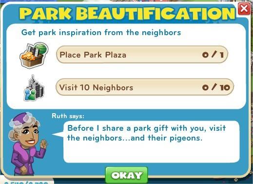 Park Beautification