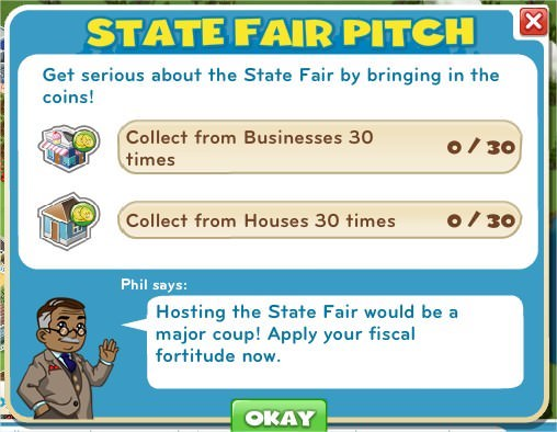 State Fair Pitch
