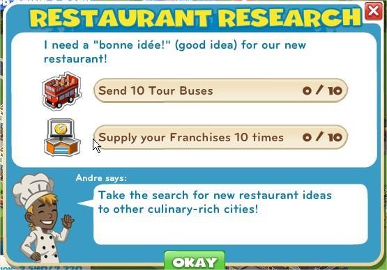 Restaurant Research