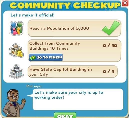 Community Checkup