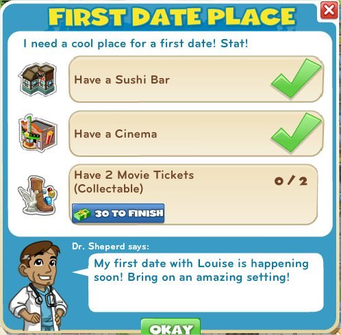 First date place