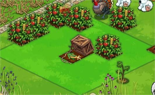 FrontierVille, Groundhog trap