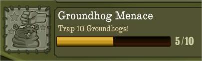 Groundhog Menace
