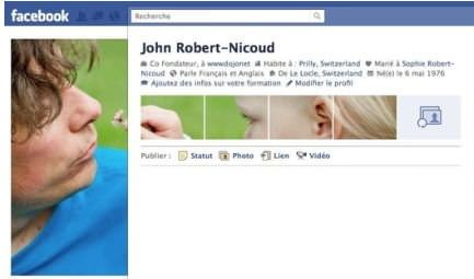 新版Facebook