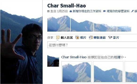 Facebook, 新版個人檔案