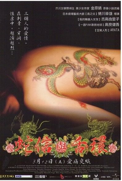 《蛇信與舌環》