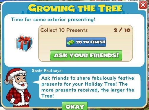 Growing The Tree