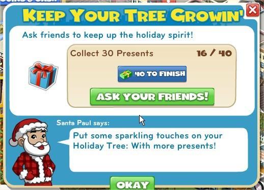 Keep Your Tree Growing