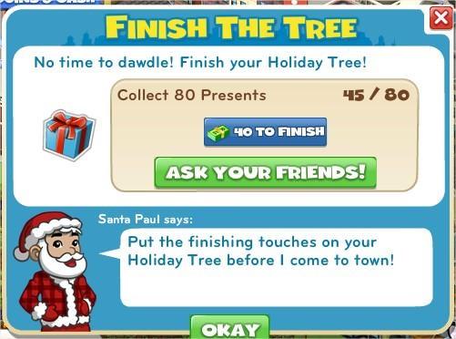 Finish The Tree