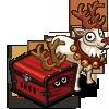 Reindeer Crate