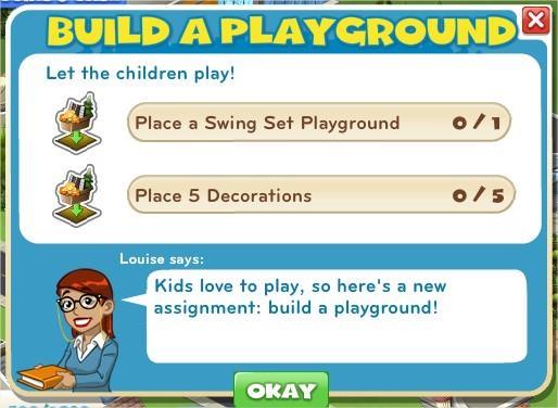 Build a PlayGround