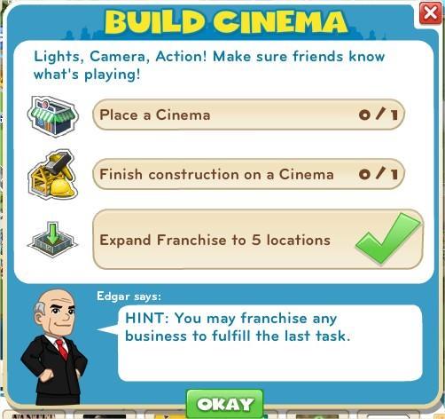 Build Cinema
