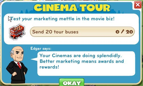 Cinema Tour