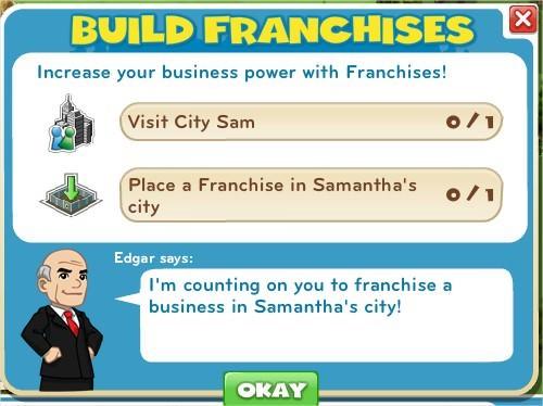 Build Franchises