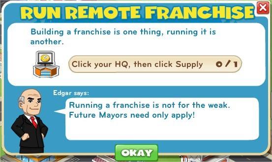 Run Remote Franchise