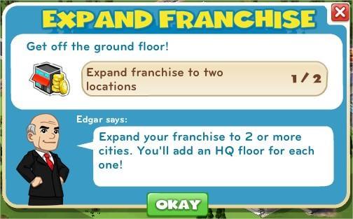 Expand Franchise