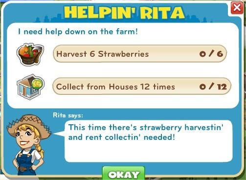 Helpin' Rita