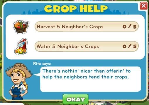 Crop Help