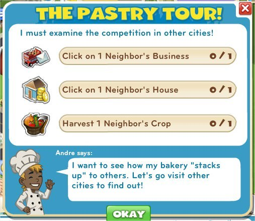 The Pastry Tour