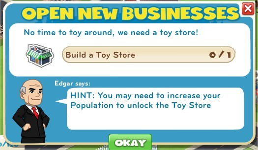 Open New Businesses