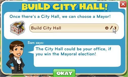 Build City Hall