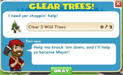 Clear Trees