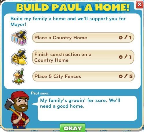Build Paul a Home!