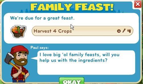 Family Feast!