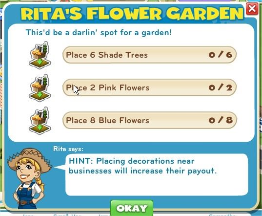 Rita' Flower Garden