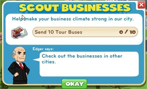 Scout Businesses