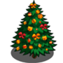 Ornament Tree I 裝飾樹一(聖誕樹一)
