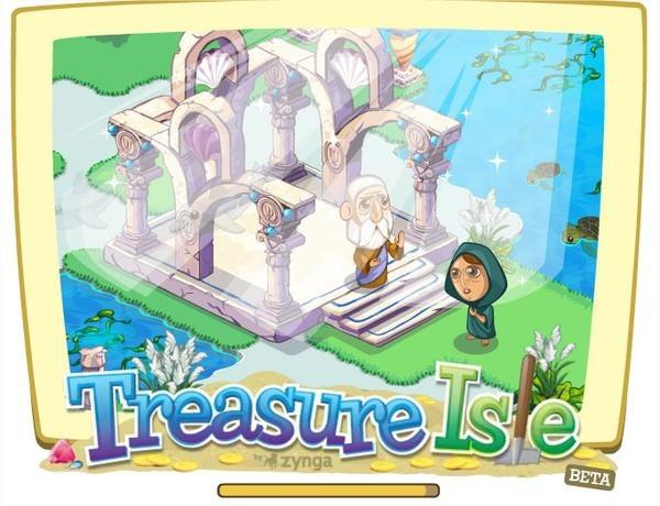 Treasure Isle 寶藏島