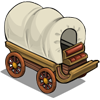 Covered Wagon 帳篷馬車