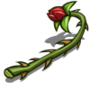Red Rose Thorn