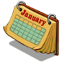 Resolution Calendar