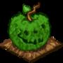 FrontierVille, Pumpkin Topiary.png